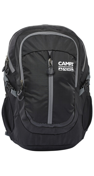 CAMPZ Mountain Comp 30L dagrugzak 30L zwart